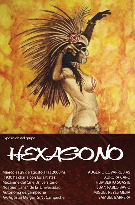 HEXAGONO expo